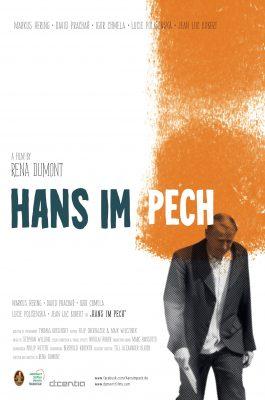 Poster Hans im Pech A1